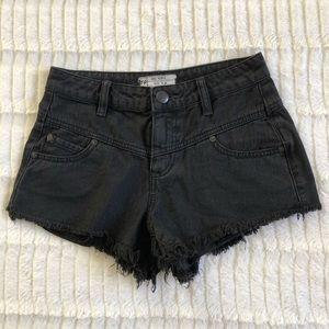 Free People Shorts Size 24